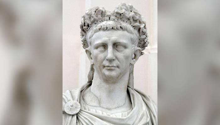Porecle regale - Claudius cel Balbait