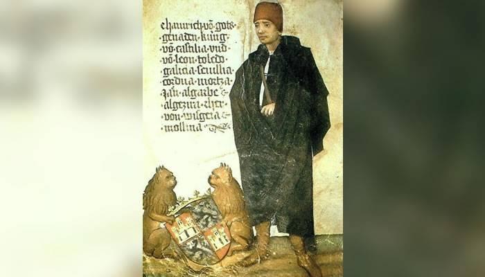 Porecle regale - Henric cel Impotent