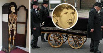 Un caz inimaginabil – John Horwood, omul condamnat să fie disecat