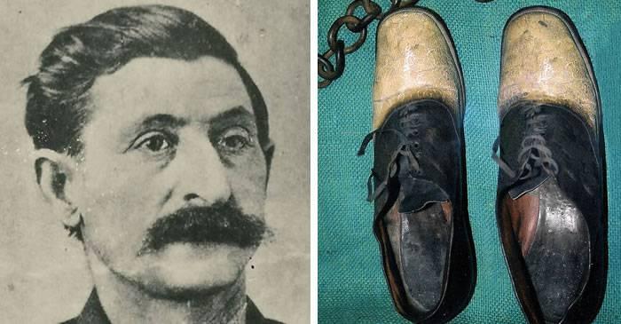 Incredibilul caz al lui George Năsosul, tâlharul spânzurat și transformat în pantofi