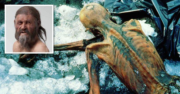Ötzi, Omul Ghețurilor - Povestea unei crime de acum 5.000 de ani