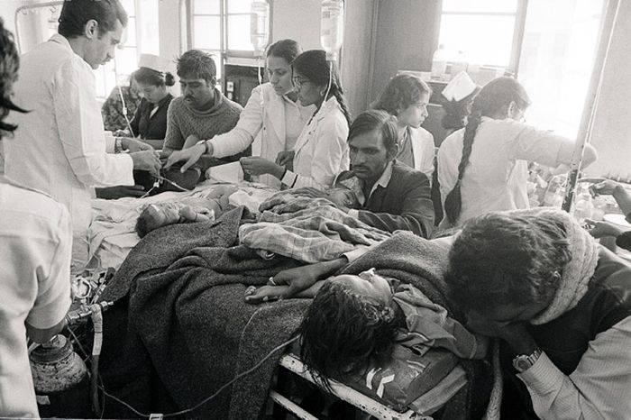 Dezastre ingineresti - Bhopal