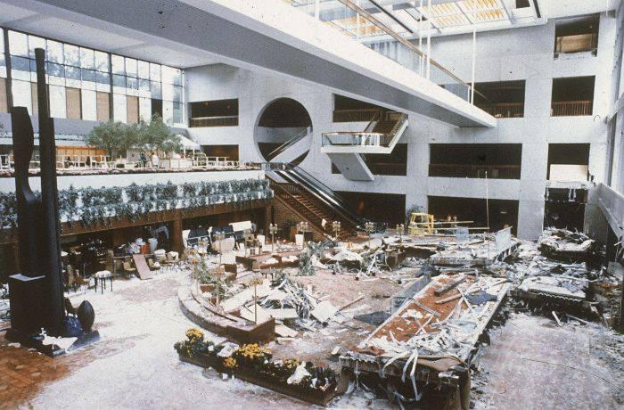 Dezastre ingineresti - Hyatt Regency