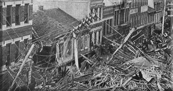 Dezastre ingineresti - Johnstown