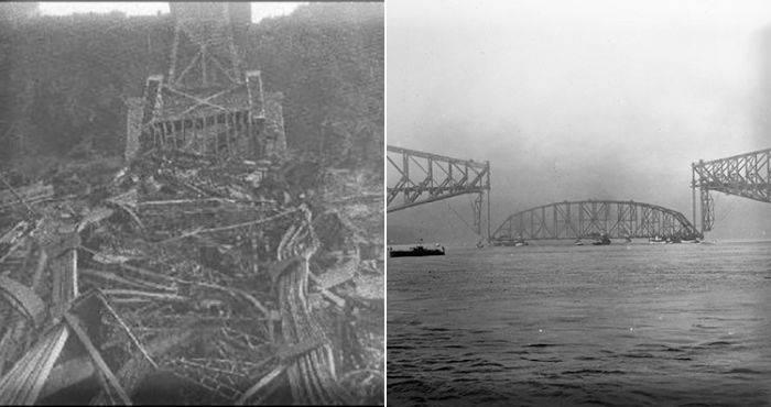 Dezastre ingineresti - Podul Quebec