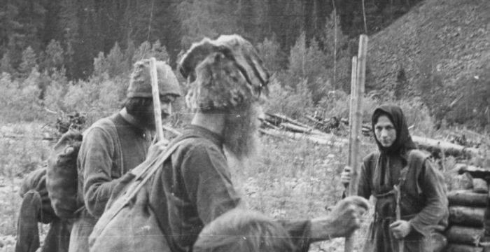 Familia Likov - Agafia si fratii