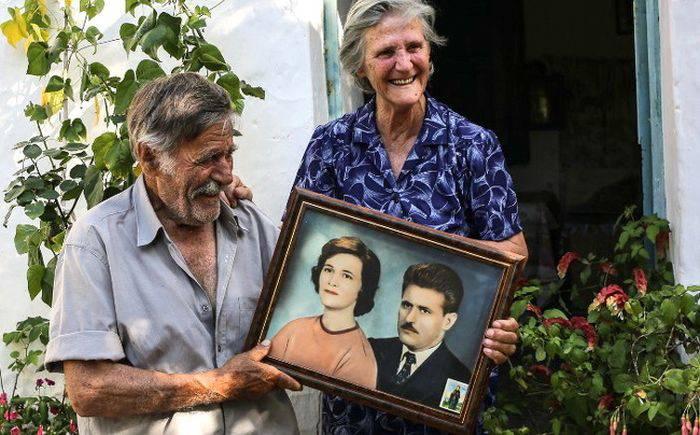 Locuitori Ikaria