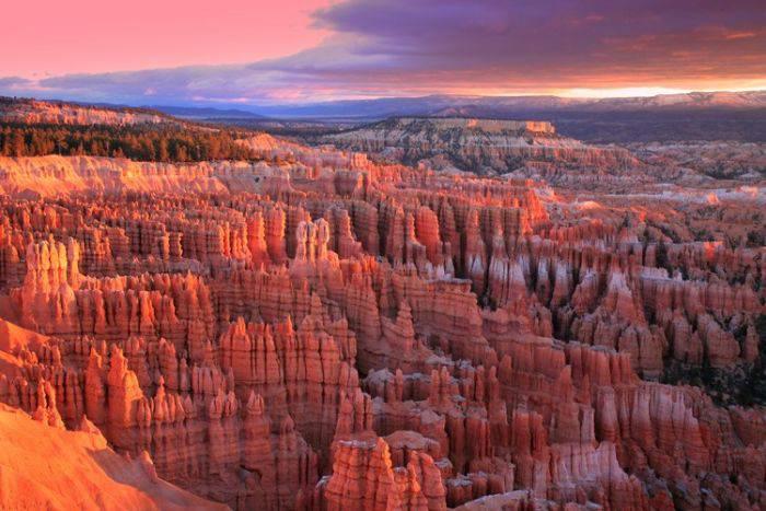 Minuni ale naturii - Canionul Bryce