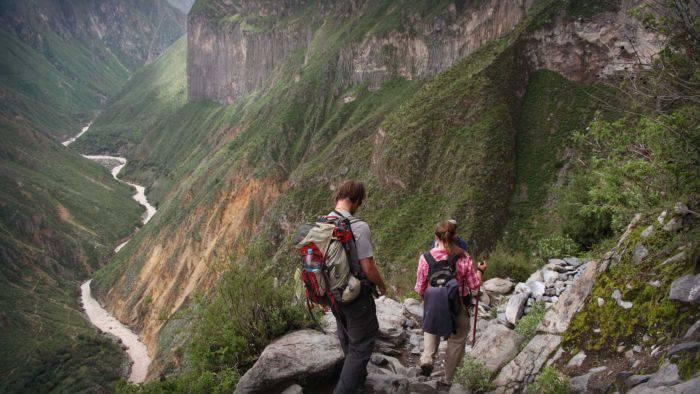 Minuni ale naturii - Canionul Colca