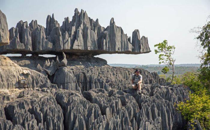 Minuni ale naturii - Tsingy