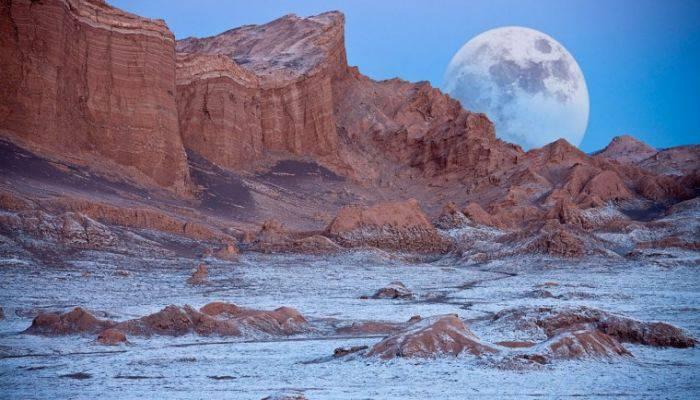 Minuni ale naturii - Valle de la Luna