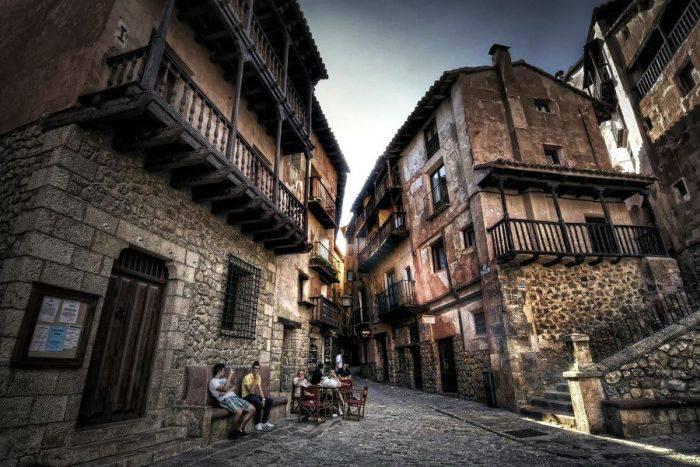 Orase europene - Albarracin