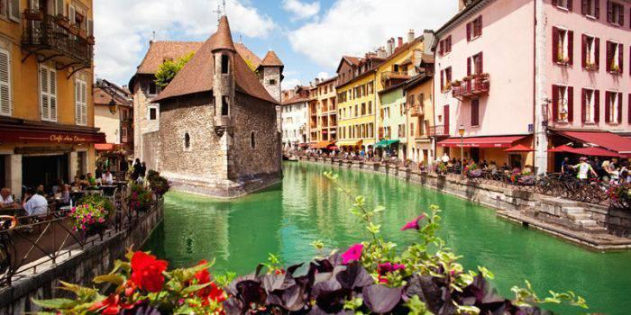 Orase europene - Annecy