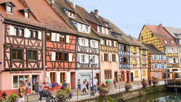 Orase europene - Colmar