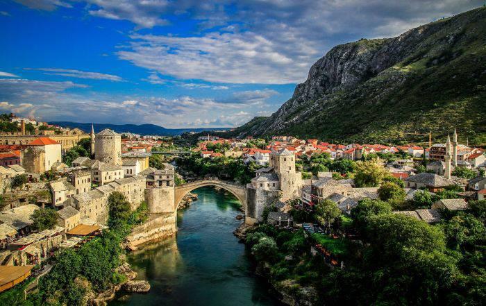 Orase europene - Mostar