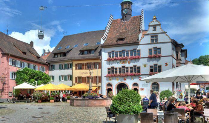 Orase europene - Staufen Im Breisgau