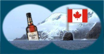 De 30 de ani, Canada și Danemarca revendică o insulă cu sticle de whisky