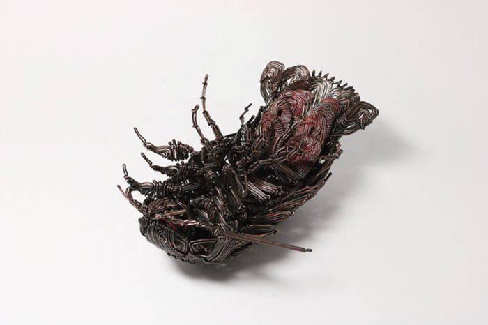 Sculptor japonez - gandac