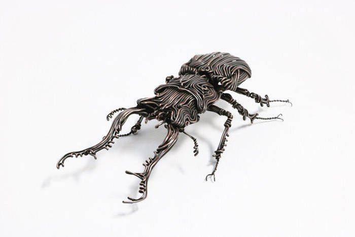 Sculptor japonez - radasca