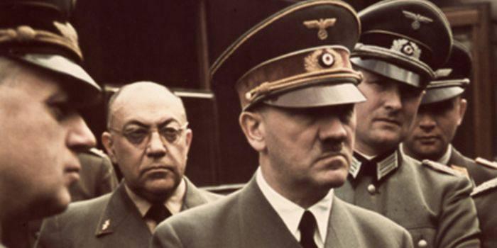 Theodor Morell - cu Hitler