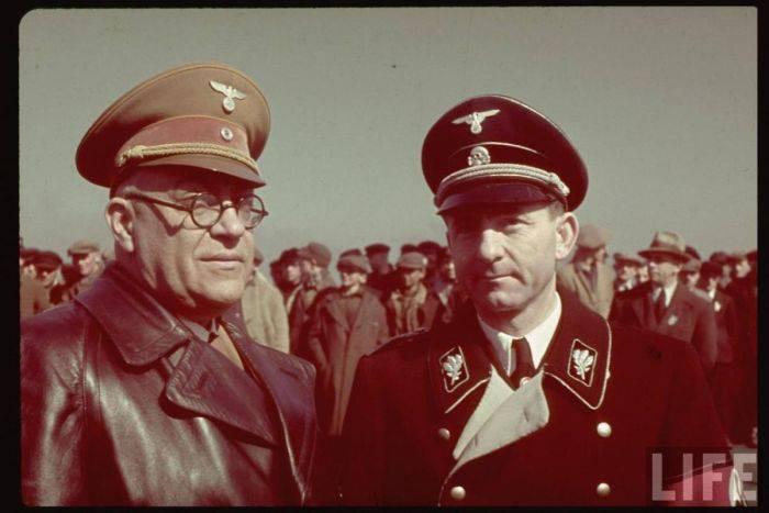 Theodor Morell - nazisti