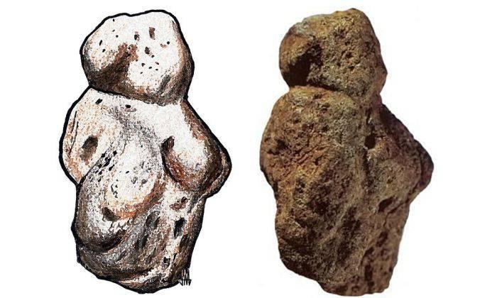 Venus din Berekhat Ram