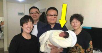 Cazul fără precedent al copilului născut la 4 ani după moartea părinților săi