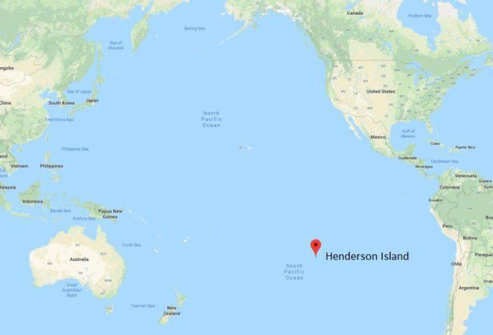 Insula Henderson