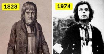 Omul care nu a existat - Misterul de 200 de ani al lui Kaspar Hauser