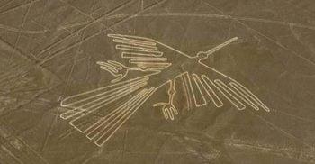 Misterul se adâncește: 50 de linii Nazca noi, descoperite de drone