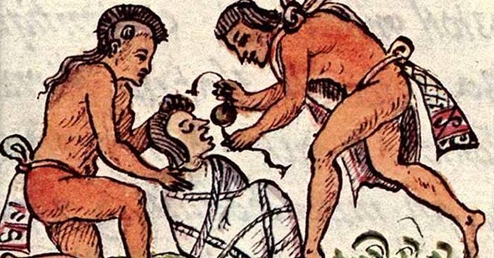 """""""Darurile"""" conchistadorilor pentru Lumea Nouă - Microbul care a ucis 90% dintre azteci_compressed"""