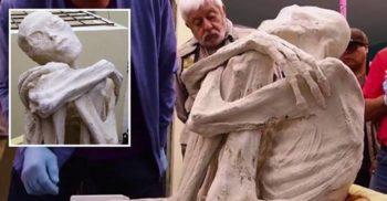 """""""Mumia cu trei degete"""" descoperită în Peru nu este umană, spun specialiștii featured_compressed"""