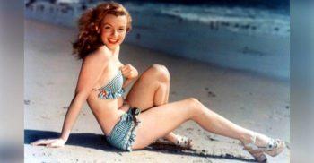 13 fotografii inedite cu Norma Jean Mortenson înainte de a deveni Marilyn Monroe