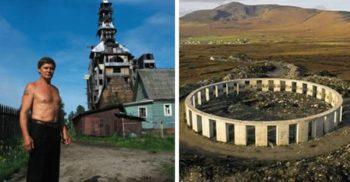 5 construcții ciudate ridicate de milionari excentrici