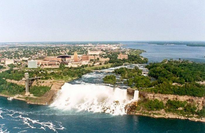 Evenimente unice - Niagara apa