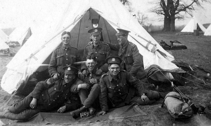Evenimente unice - Regimentul Norfolk