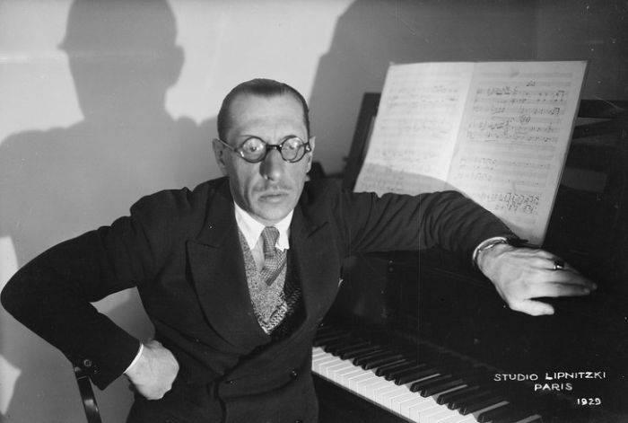 Genii - Igor Stravinsky