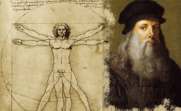 Genii - Leonardo Da Vinci