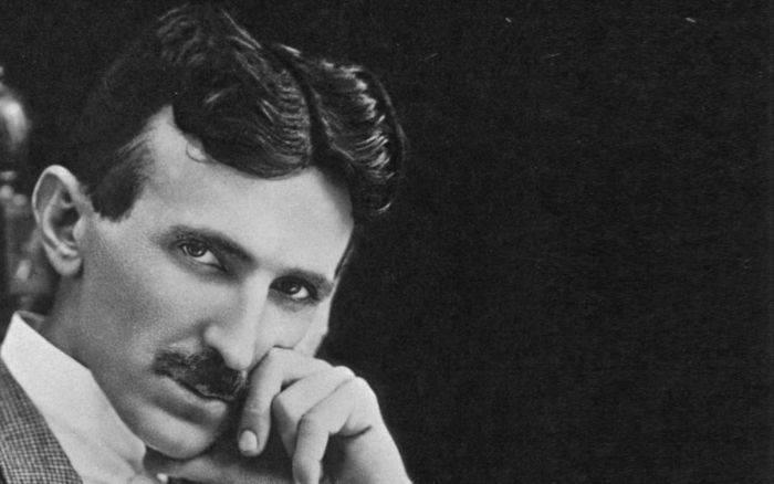 Genii - Nikola Tesla