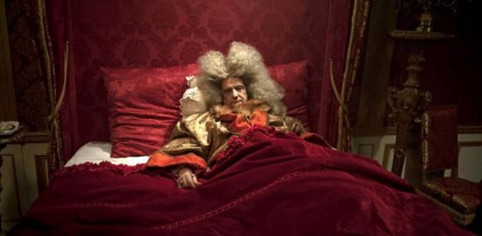 Ludovic al XIV-lea - Moarte