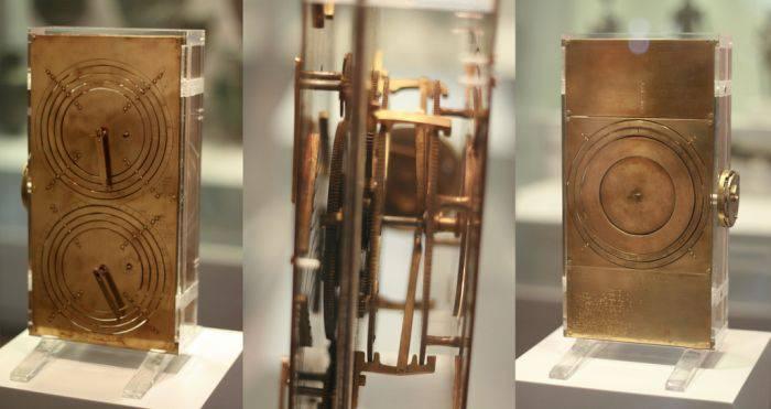 Mecanismul de la Antikythera - Reconstructie