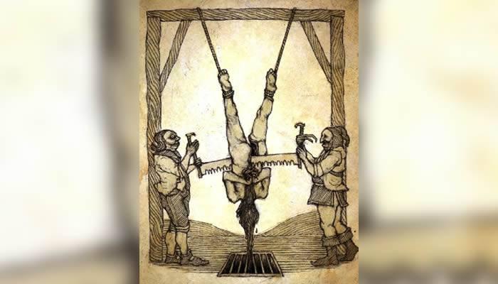 Metode de executie - Fierastrau