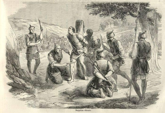 Metode de executie - Lingchi