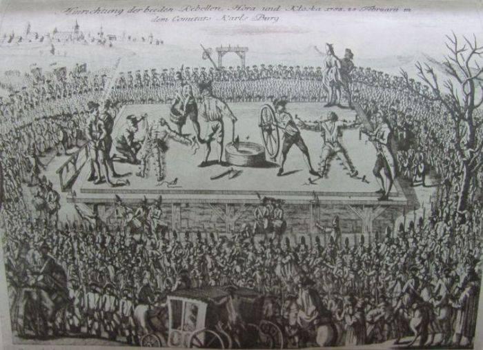 Metode de executie - Roata