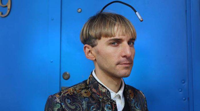 Neil Harbisson - Portret