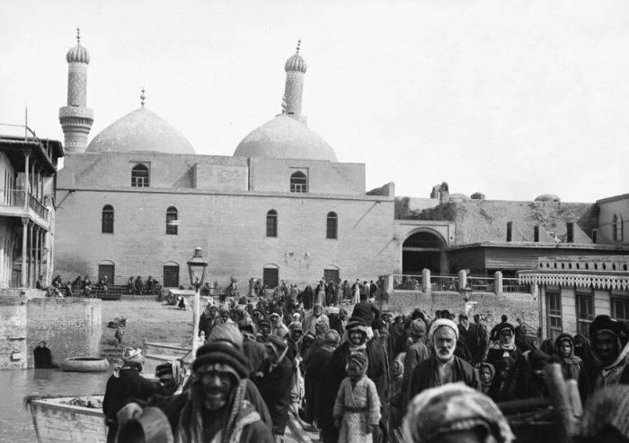 Orasele lumii - Bagdad