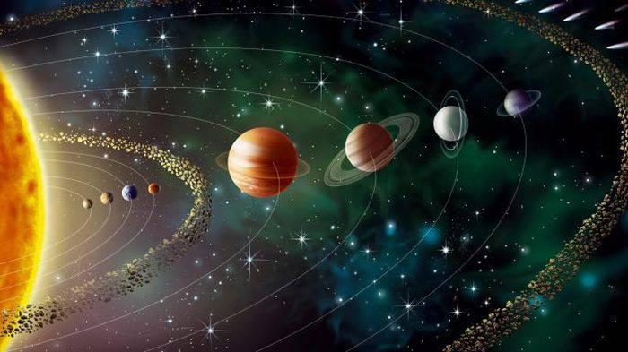 Planeta 9 - Sistemul solar