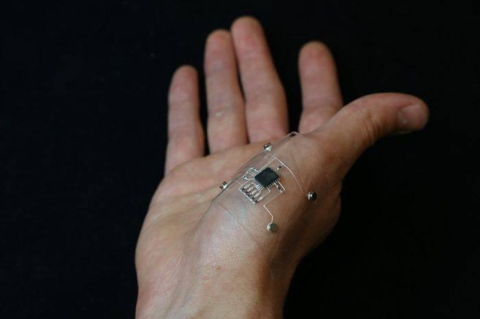 O revoluție tehnologică - Circuitele electronice și celulele pot fi imprimate 3D direct pe piele