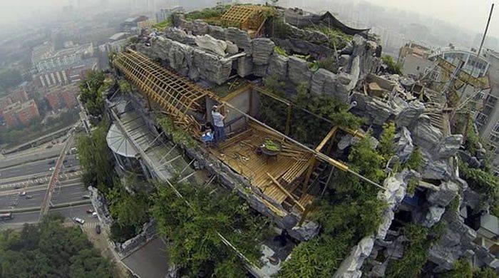 construcții ciudate