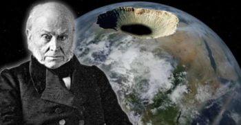 Pământul gol pe dinăuntru și președintele SUA care a căutat civilizația din interior